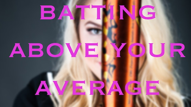 Batting above your average