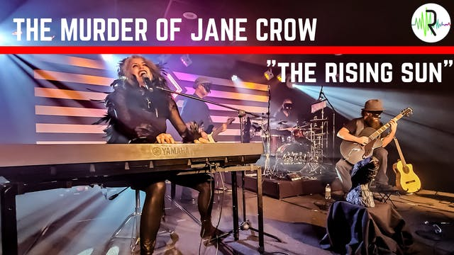 "The Murder of Jane Crow - ""The Rising..."