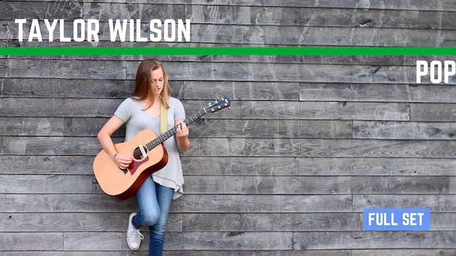 Taylor Wilson | Full Set