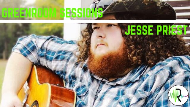 Jesse Priest - Greenroom Sessions