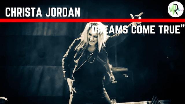 "Christa Jordan - ""Dreams Come True"""