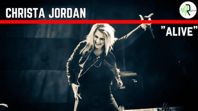 "Christa Jordan - ""Alive"""