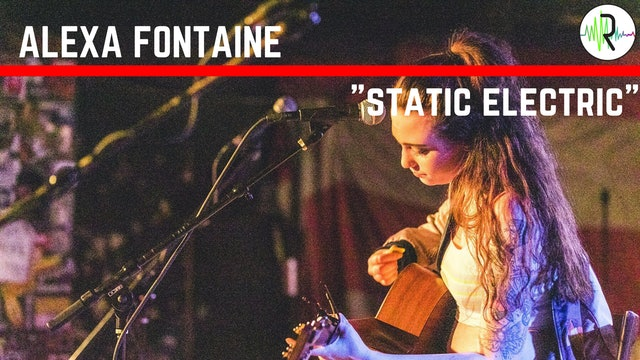 Static Elecrtic - Alexa Fontaine