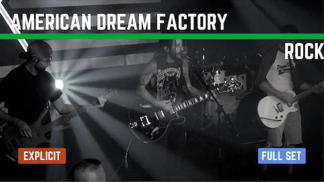 American Dream Factory | 10/08/2019