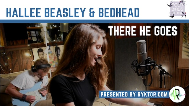 Hallee Beasley + Bedhead | There He Goes | Four Birds Sessions