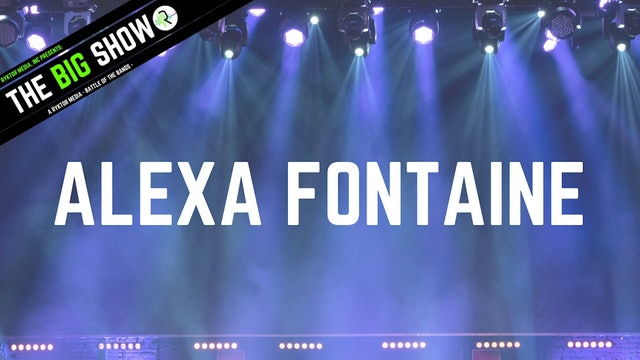 Alexa Fontaine - Static Electric - Ryktor's The Big Show