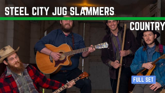 Steel City Jug Slammers | Full Set