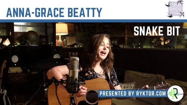 Anna Grace Beatty | Snake Bit | Four Birds Sessions