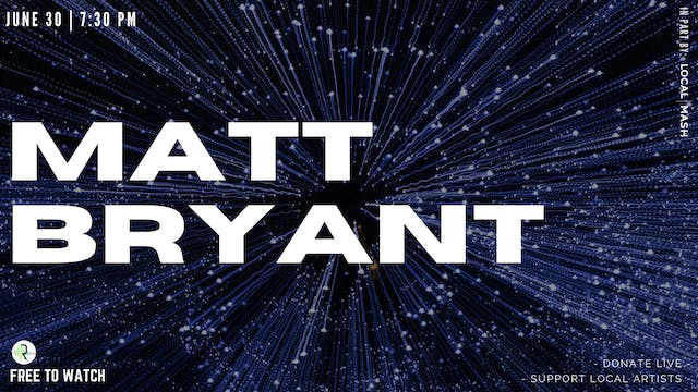 Matt Bryant | Can't Be Stopped