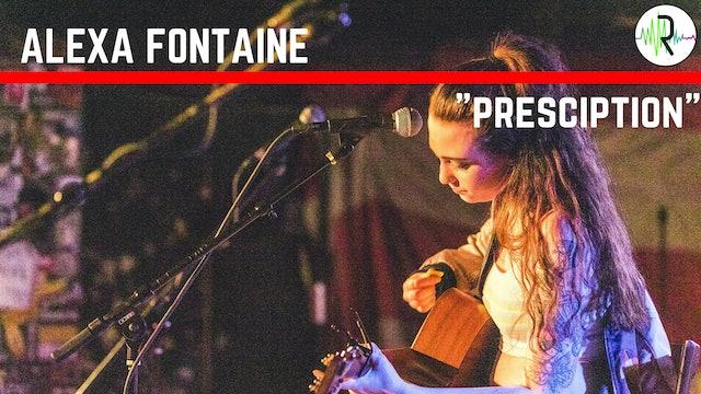 Presciption - Alexa Fontaine