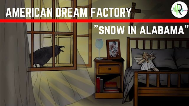 Snow in Alabama - American Dream Factory