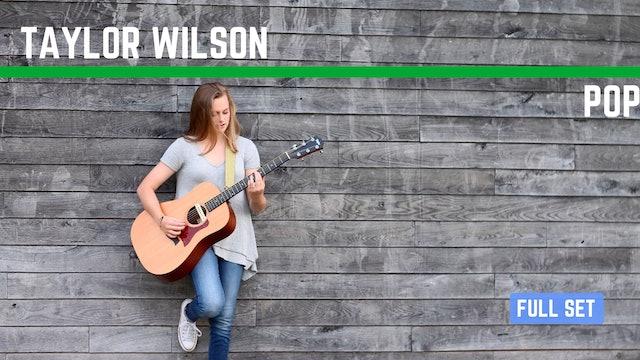Taylor Wilson | 09/24/2019