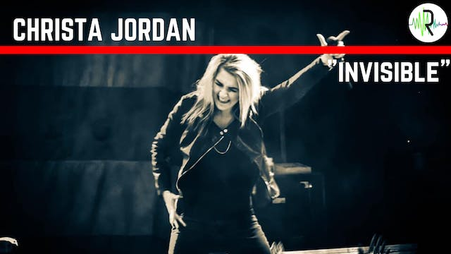 "Christa Jordan - ""Invisible"""