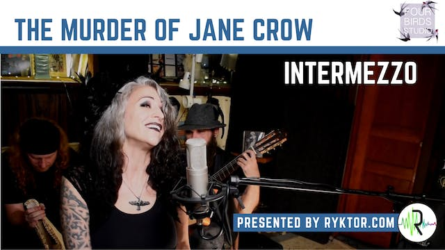 The Murder of Jane Crow | Intermezzo ...