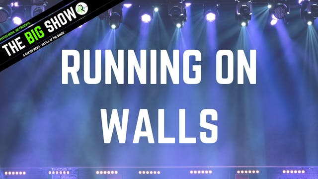 Running On Walls - Young and Famous -...