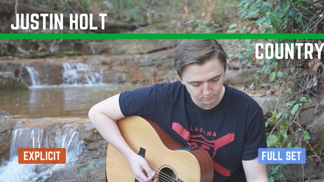 Justin Holt | Full Set