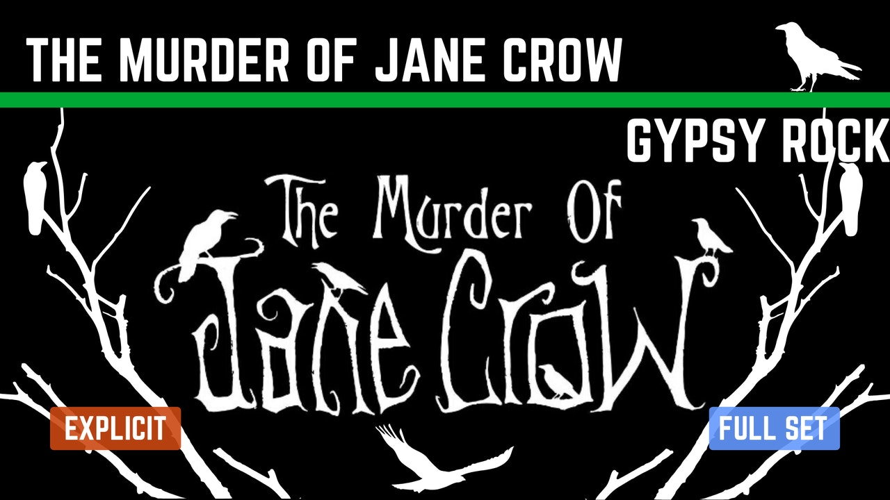 The Murder of Jane Crow