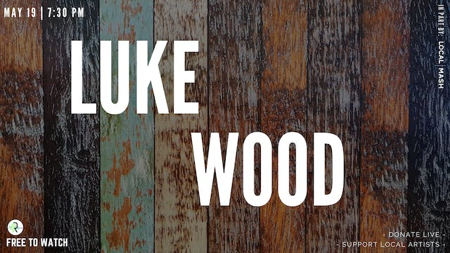 Luke Wood   Can't Be Stopped