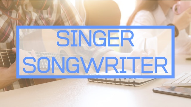 Singer/Songwriter