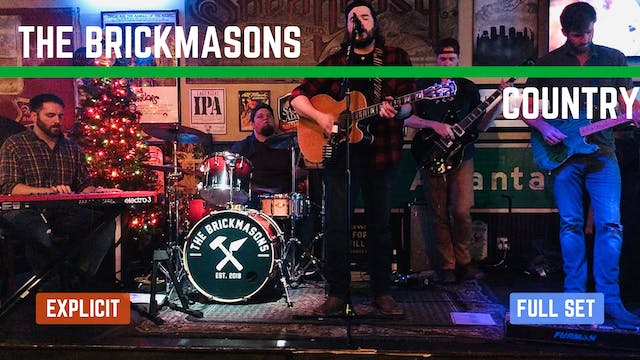 The Brickmasons - Full Set