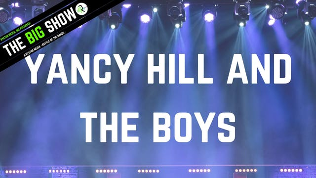 Yancy Hill and The Boys - Not Long:Ti...