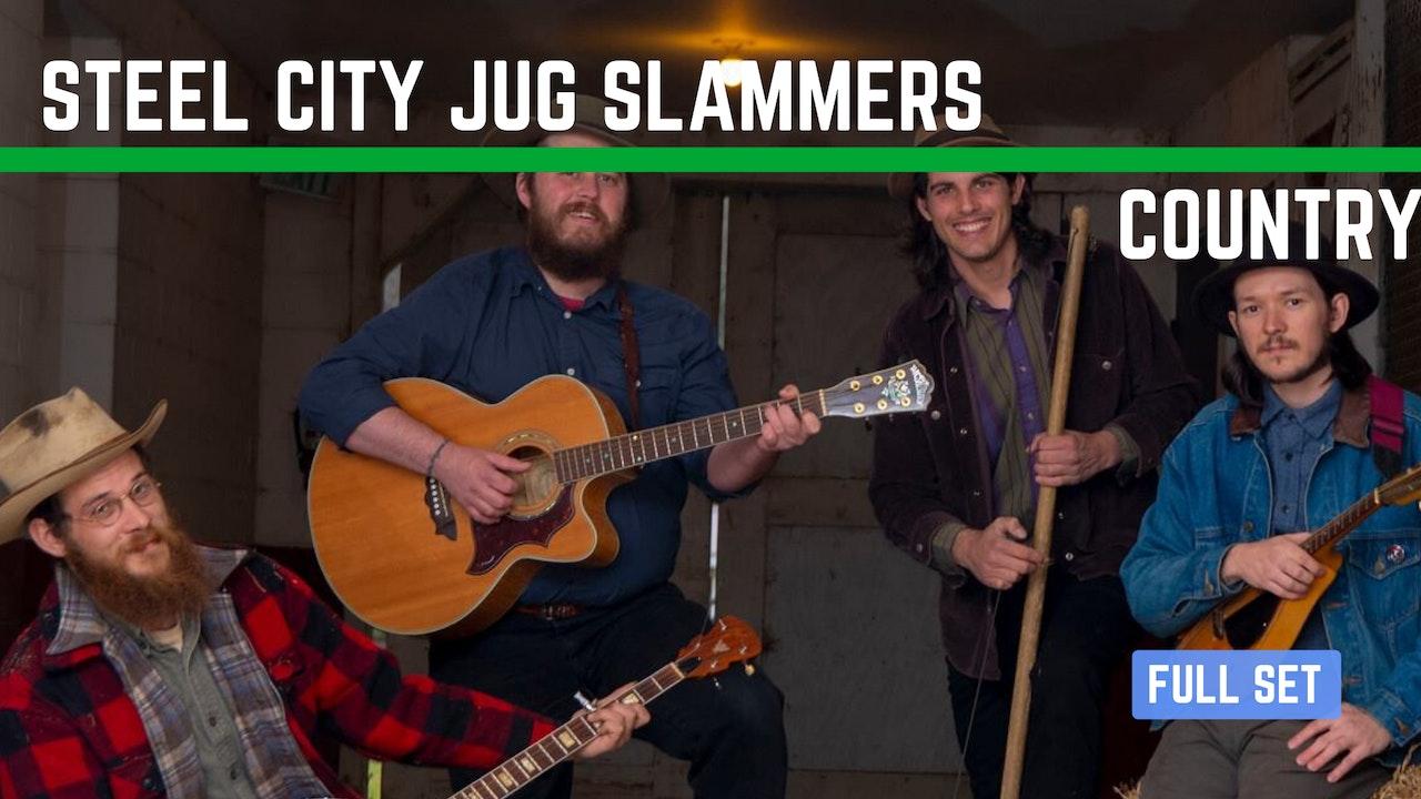 Steel City Jug Slammers