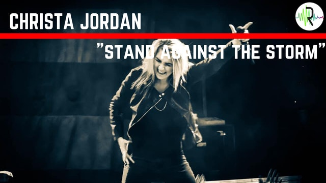 "Christa Jordan - ""Stand Against the Storm"""