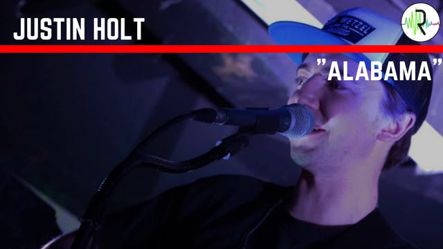 Alabama - Justin Holt