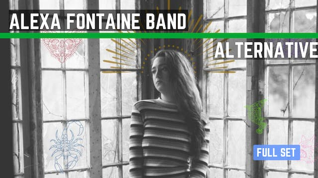Alexa Fontaine Band | Full Set