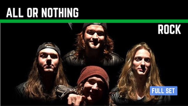 All or Nothing | 06/18/2019