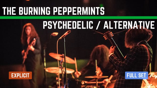 The Burning Peppermints   07/30/2019