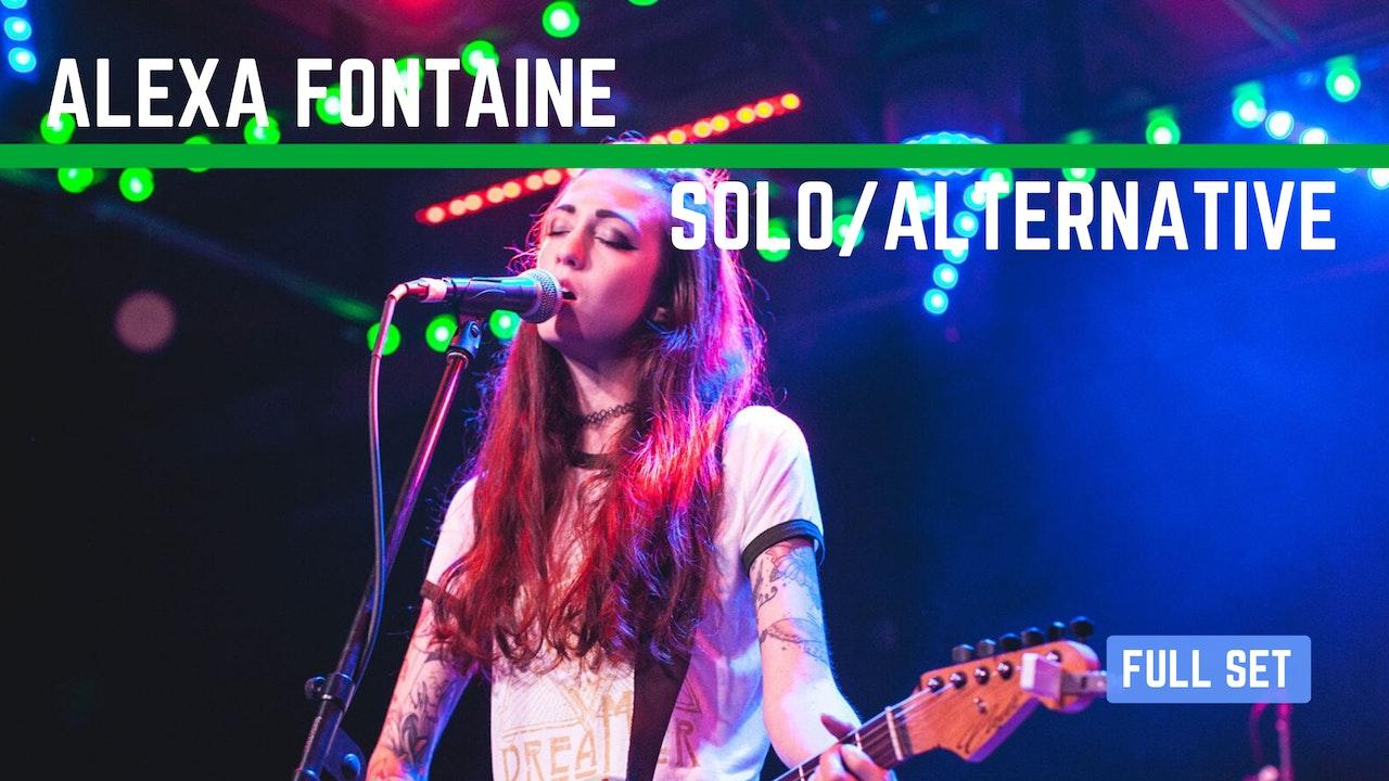 Alexa Fontaine