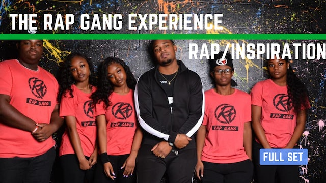 The Rap Gang Experience | Full Set