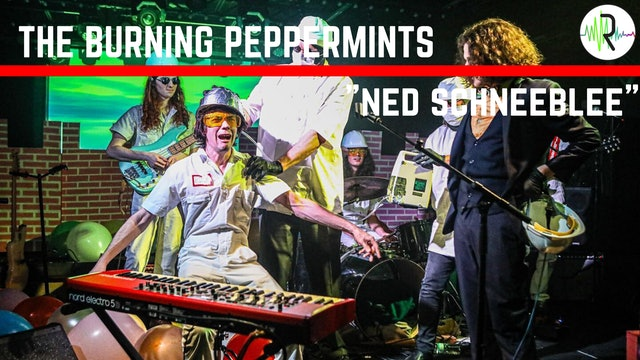 "Burning Peppermints - ""Ned Schneeblee"""