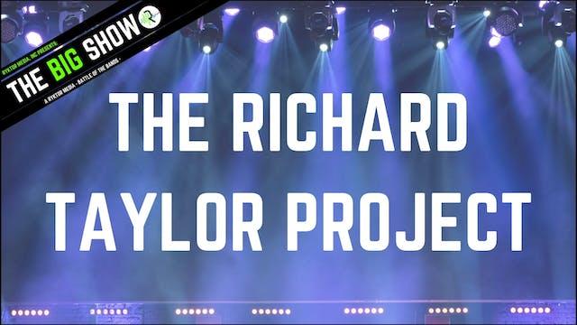 The Richard Taylor Project - Ryktor's...