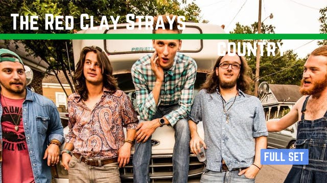 The Red Clay Strays | Full Set