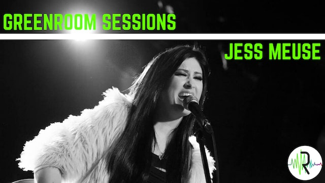 Jess Meuse - Greenroom Sessions