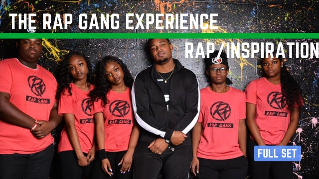 The Rap Gang Experience | 12/30/2019