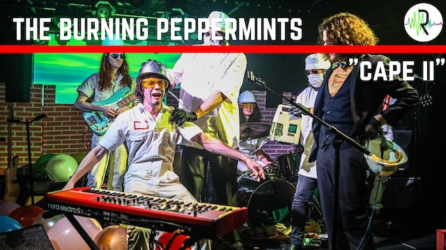 "Burning Peppermints -  ""Cape II"""