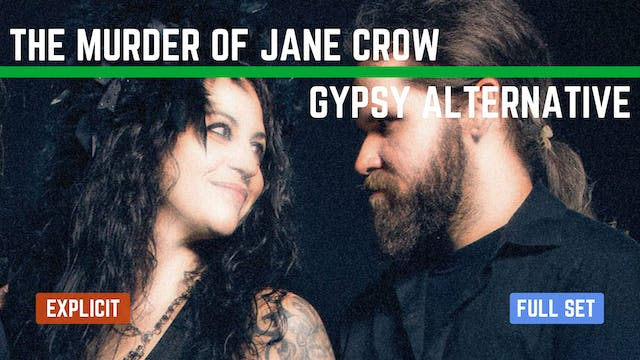 The Murder of Jane Crow | Full Set