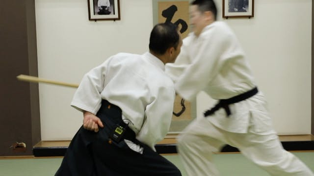 合気剣  Aiki Ken