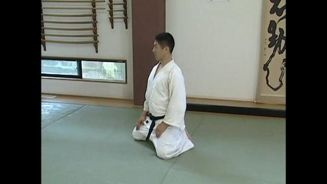 膝行法 Shikko ho