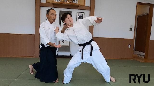 肩持ち側面入り身投げ(一)新!Kata mochi sokumen iriminage (1) NEW VERSION! 2020/10
