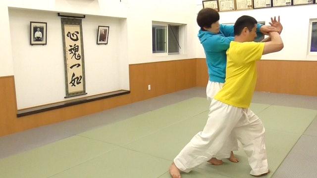 2021/04/25 龍オンラインfor all 三橋先生 Ryu ONLINE for all ZOOM Aikido: Mitsuhashi Sensei