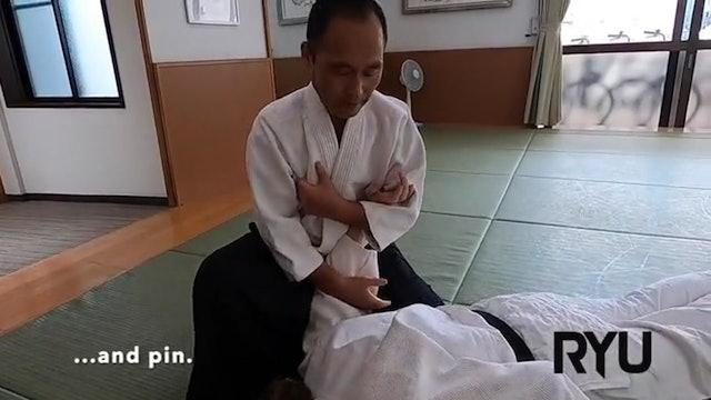正面打ち四ヶ条抑え(一)新!Shomen uchi yonkajo osae (1) NEW VERSION!! 2020/07
