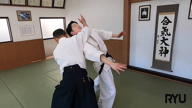 正面打ち正面入り身投げ(一)新!Shomen uchi shomen iriminage (1) NEW VERSION!!! 2021/03