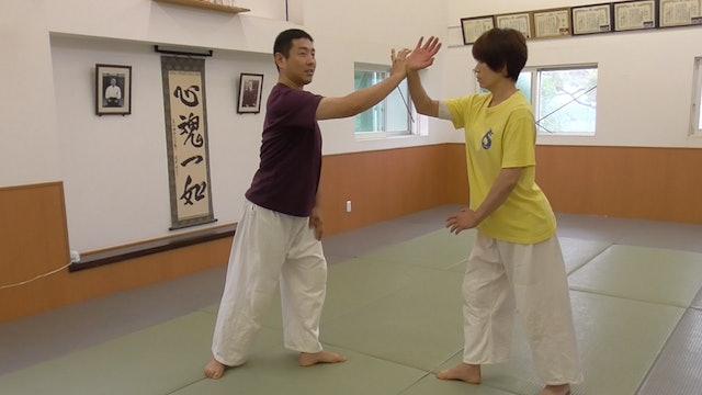 2021/8/15 龍オンラインfor all: 三橋先生 Ryu ZOOM Aikido: Mitsuhashi Sensei