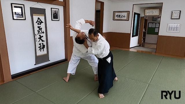 横面打ち正面入り身投げ(一)新!Yokomen uchi shomen iriminage (1) NEW VERSION 2021/05