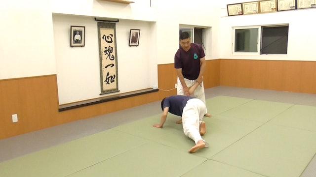 2021/7/18 龍オンラインfor all: 三橋先生 Ryu ZOOM Aikido: Mitsuhashi Sensei