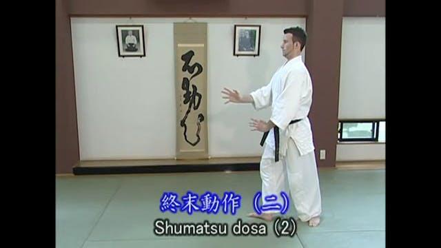 終末動作(二) Shumatsu dosa (2)